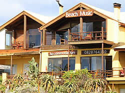Beach Music accommodation in Jeffreys Bay