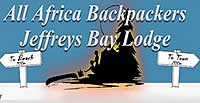 Jay Bay Lodge in Jeffreys Bay for budget, backpacker accommodation
