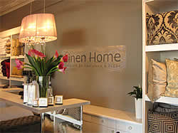 Linen & Home Suppliers of fine quality linen and decor in Constantia
