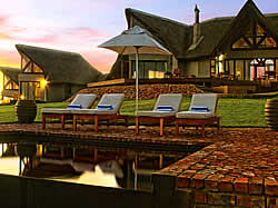 Zebra Lodge - 4 Star Luxury Country House Bed & Breakfast Accommodation
