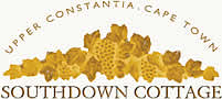 Accommodation in Constantia at Southdown Cottage