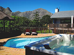 Chapman's Peak Bed & Breakfast can offer you a selection of one Lovely Garden Cottage and two Studio's with all the modern conveniences
