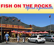 Seafood Restaurant in Hout Bay  - Fish on the Rocks