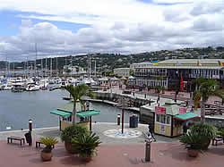 Cape Garden Route, Information and History on Knysna
