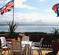 Eldrew B&B in Mosselay with seaview B&B accommodation