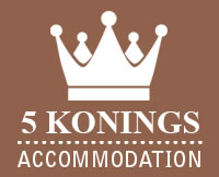 5 Konings Accommodation in Paarl