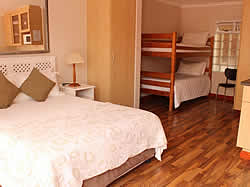 At Home B&B in the tranquil suburb of Summerstrand, Port Elizabeth offers Bed and Breakfast as well as self-catering accommodation