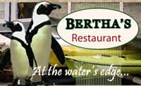 Berthas Restaurant for fine dining in Simons Town
