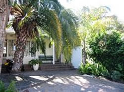Mavilla, an upmarket Guest House and Bed and Breakfast in Stellenbosh.