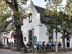 Stellenbosch Hotel is a 27 room boutique style hotel that also offers a range of accommodation choices.