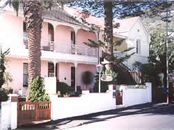 Bellevue Manor Guest House, Guesthouses in Sea point